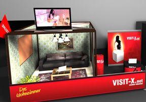 VISIT-X Wohnzimmer